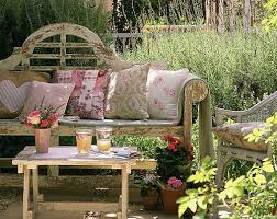 Кантри-сад на приусадебном участке