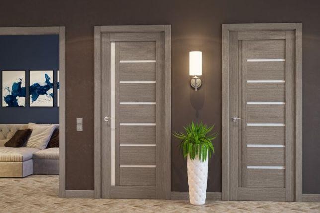 Как подобрать межкомнатные двери, популярные двери Текона смальта