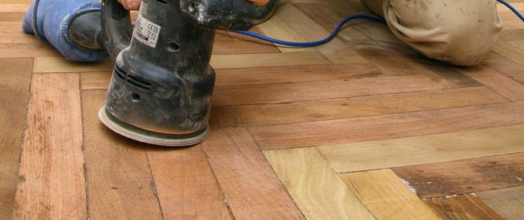 Готовим поверхность древесины к пропитке маслом и зачем нужна шлифовка