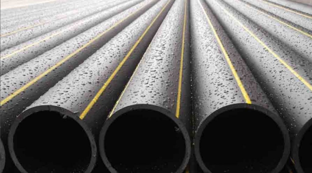 Полиэтиленовые трубы для газа, трубы пнд